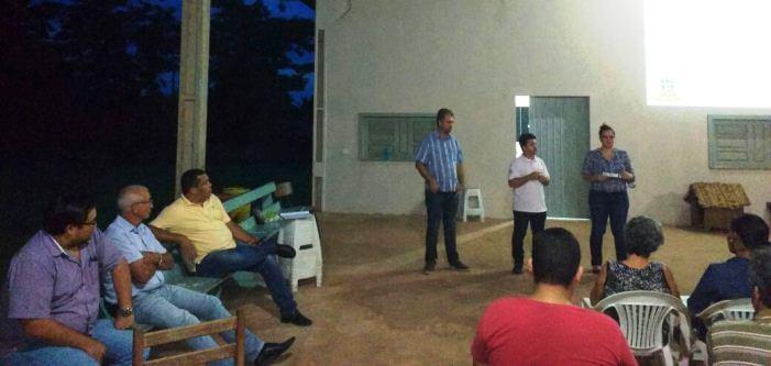 Participaram do evento o secretário de Desenvolvimento Econômico, Meio Ambiente e Turismo, Carlos Luiz Pereira, Fernando Oda, diretor do Departamento de Água e Egosto (DAE), Fernanda Fachin, assistente social da Secretaria de Desenvolvimento Econômico, Meio Ambiente e Turismo e os vereadores Ivonilson Pereira Prado e Ademir Antônio dos Santos