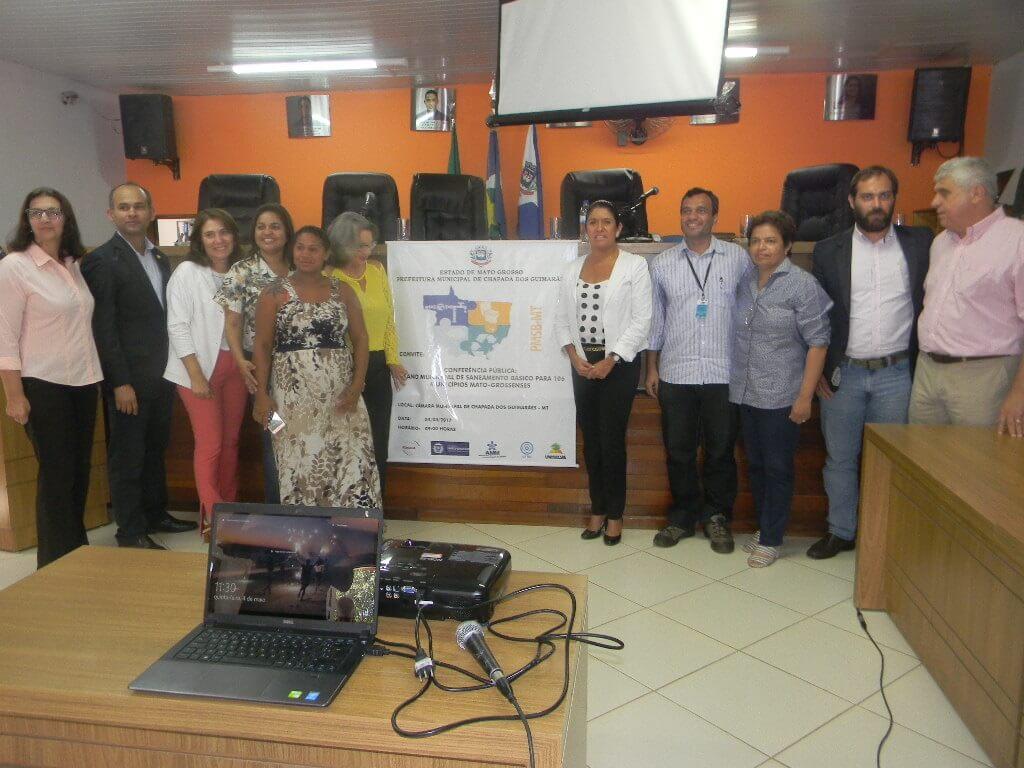 Autoridades de todos os segmentos sociais compareceram na Conferência.