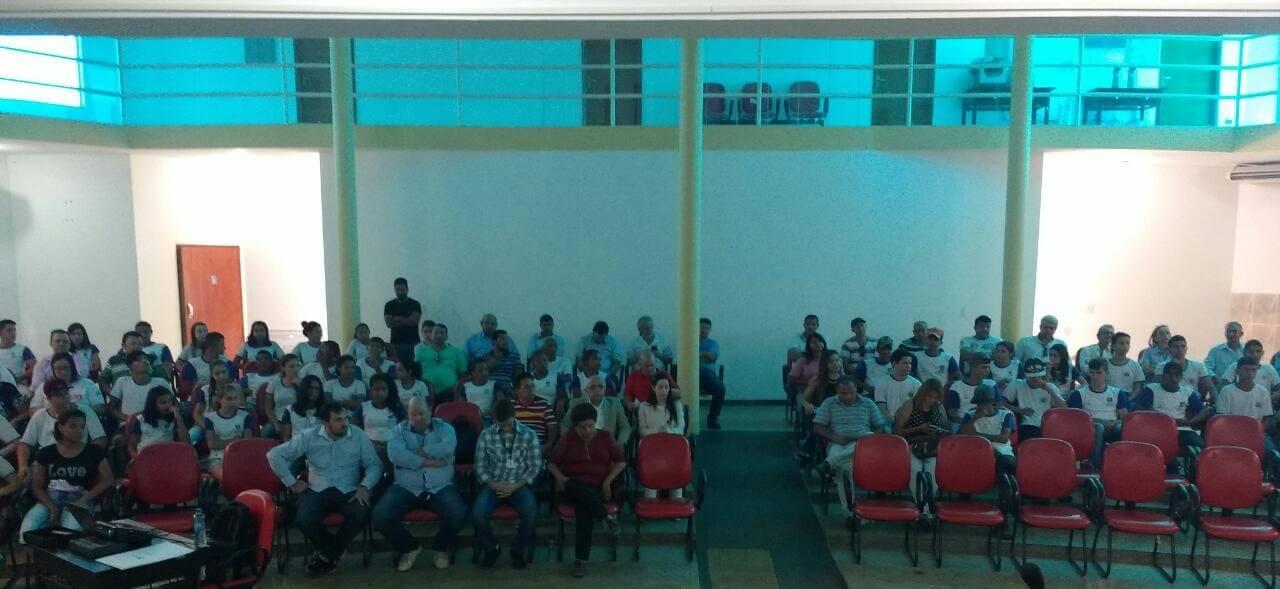 A cidade participou da elaboração e da Conferência
