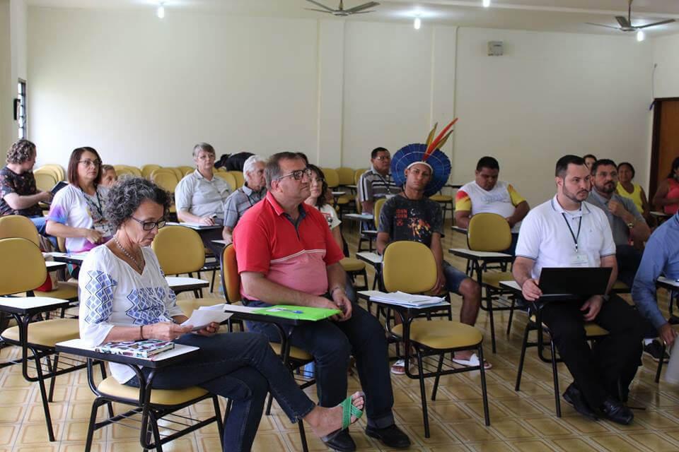 """Seminário reuniu lideranças para debater situação """"pan-amazônica sob  ótica da Campanha da Fraternidade"""